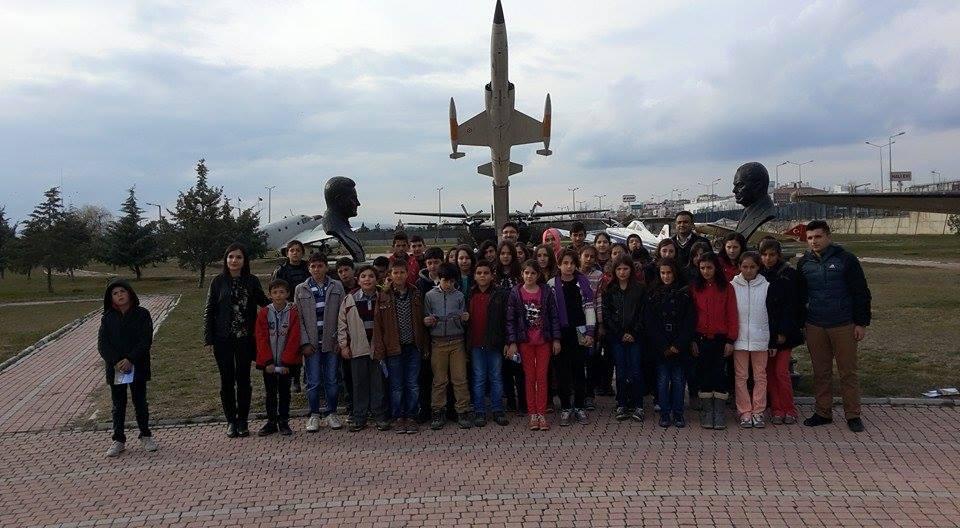 Emirgazili öğrenciler Ankara'da