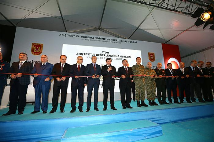Başbakan Karapınar'a geldi