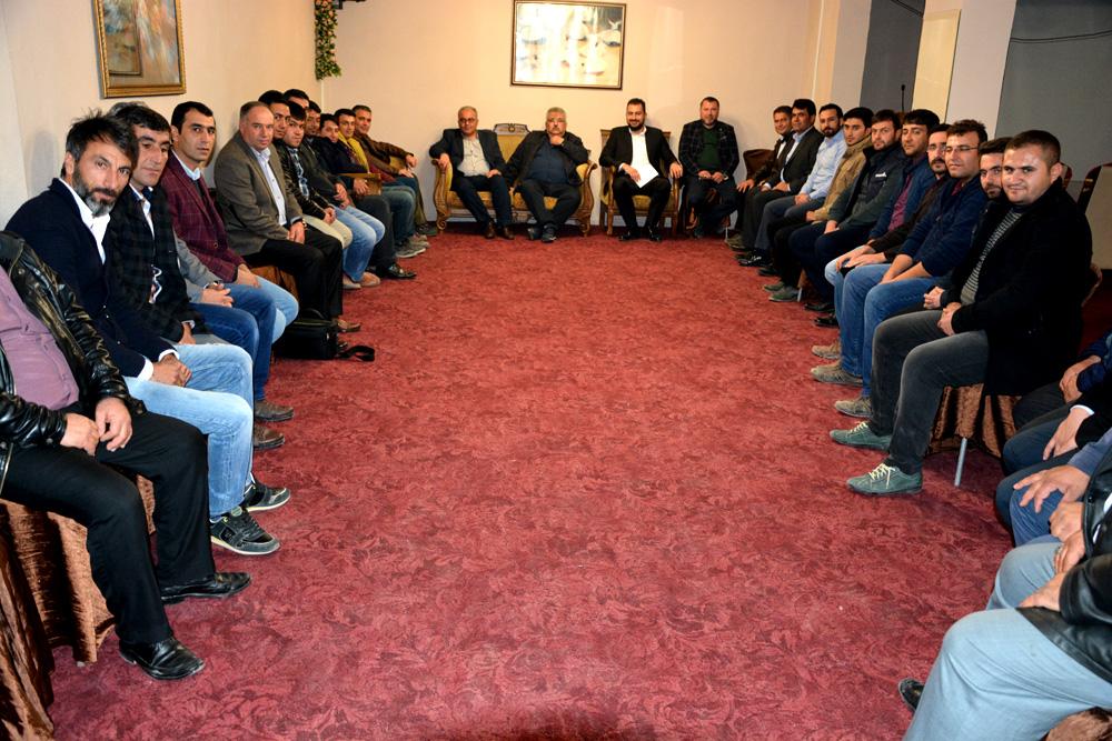 Sami Karabacak,süt birliğine başkan adayı