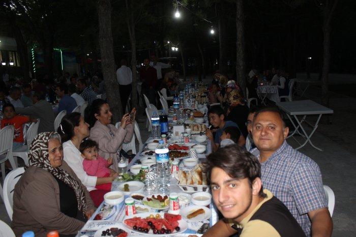 Eğitim Bir-Sen'den üyelerine iftar yemeği