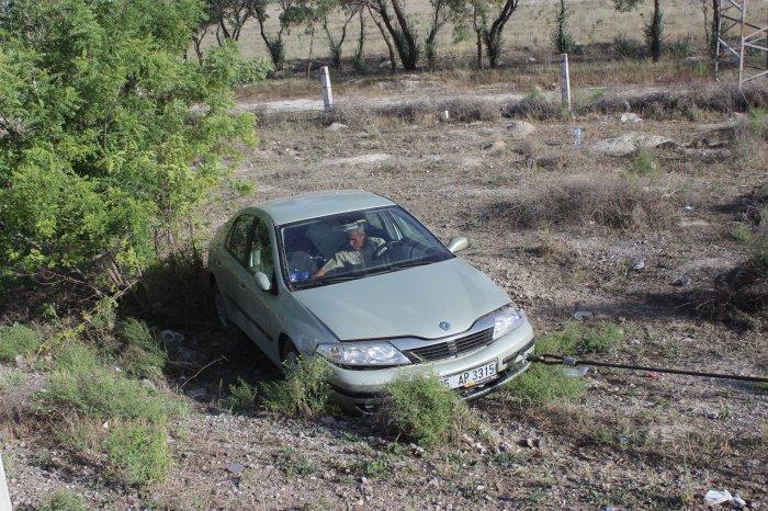 Kaza ucuz altlatıldı