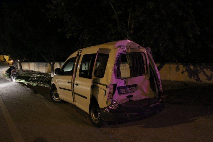 2 ayrı kaza:4 hafif yaralı