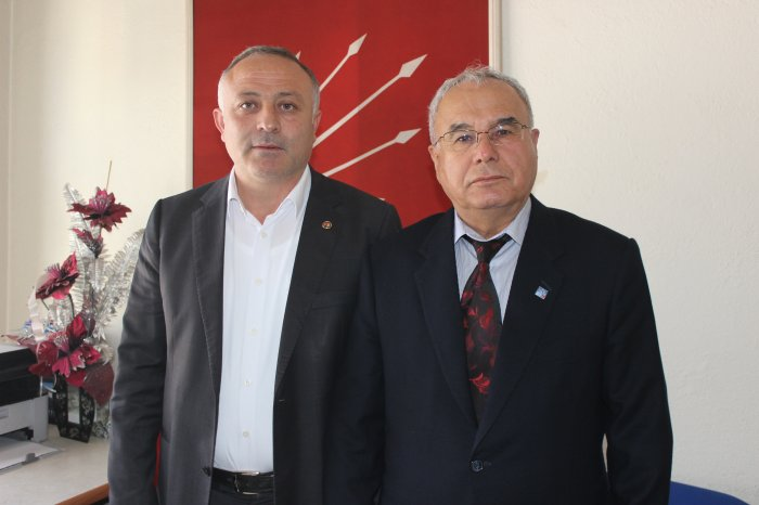 CHP'li Aday adayı Topbaş destek istedi