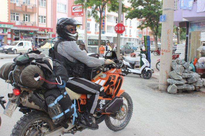 Motosiklet ile Türkiye turu