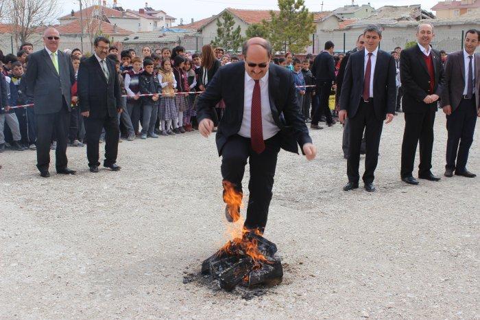 Fevzipaşa'da Nevruz kutlandı