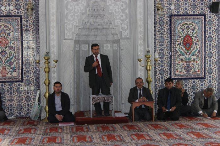 Camiler ve din görevlileri etkinliği