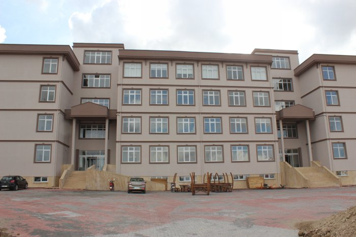 Karapınar MYO'na yeni bina