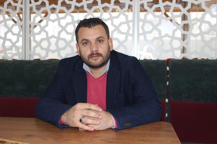 AK partide Ali Gülbahar resmen açıkladı